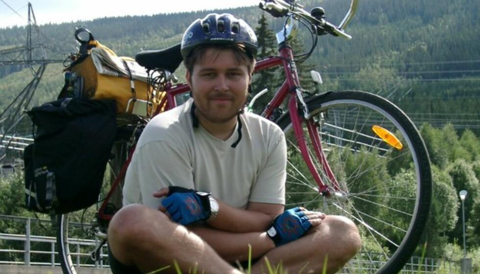 Å sykle langt handler mye om viljestyrke og motivasjon. Loftås trenger begge deler når han nå legger ut på den lange turen mellom Jessheim og Tromsø.