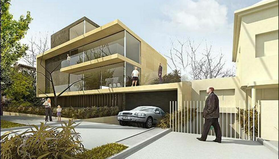 Avant fra Urbanik Hus. Bildet er gjengitt med tillatelse fra produsenten.