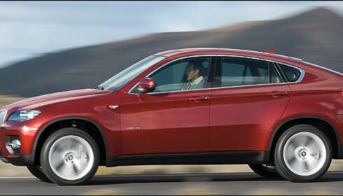 BMW X6 har vinnermotoren