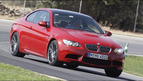 BMW M3-motoren vant klassen mellom 3,0 og 4,0 liter. Den yter 420 hester.