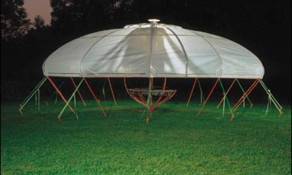 Grille-telt ...