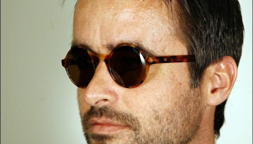 Kulerunde nerdebriller fra Ralph Lauren til 2.700 kroner. Foto: Per Ervland