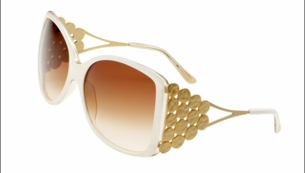 Diva-briller fra Pilgrim til 1.349 kroner. Foto: Produsenten