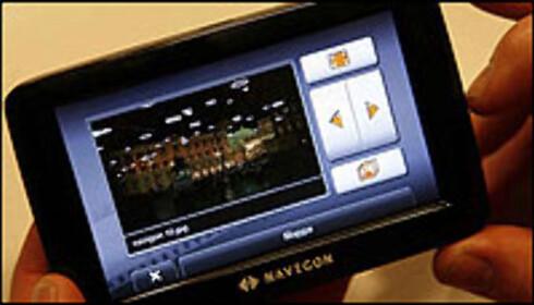 """//www.dingz.no/php/art.php?id=522459"""">Trykk her for å lese hele testen av Navigon 2110 Max Europe Foto: Per Ervland"""