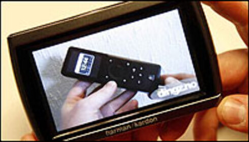 """//www.dingz.no/php/art.php?id=522369"""">Trykk her for å lese hele testen av Harman/Kardon GPS 810 Foto: Per Ervland"""
