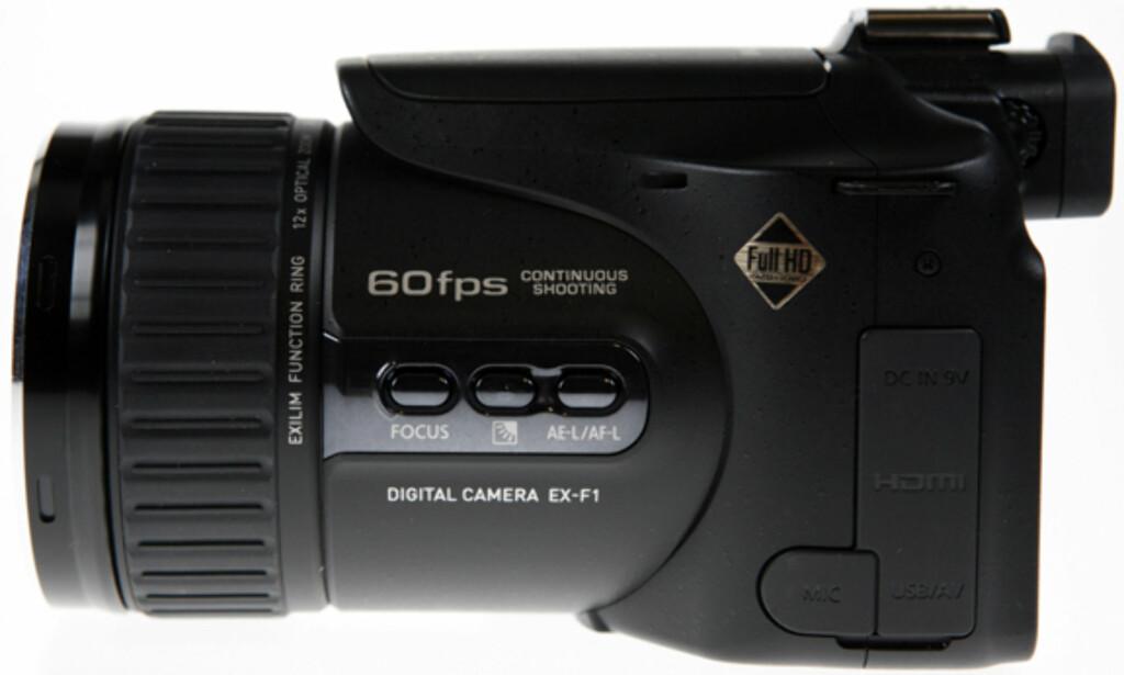 image: Casio Exilim Pro EX-F1