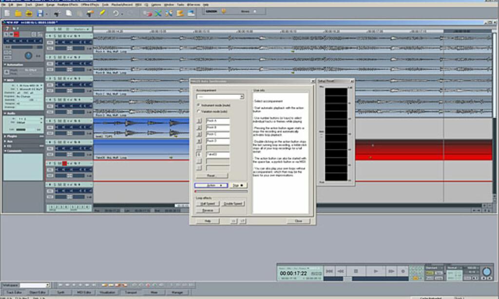 image: Mye musikkprogram for penga