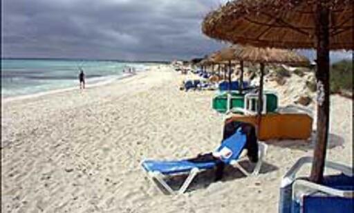 image: Europas dyreste strandstoler