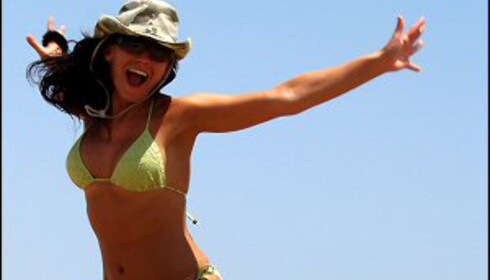 Finn frem bikinien, men husk sokrem! Foto: Patryk AKA Costa