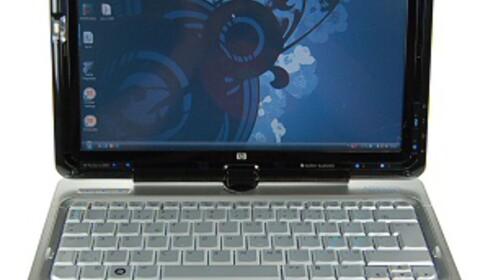 HP Pavilion tx2020 har langt bedre skjerm enn forgjengeren.