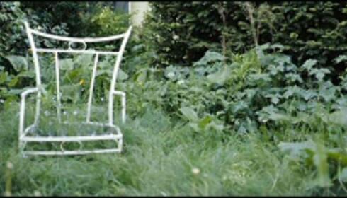 Shabby i hagen er koselig. Rustflekker på klærene er kjedelig. Foto: Carrot / Nordsjø Foto: carrot
