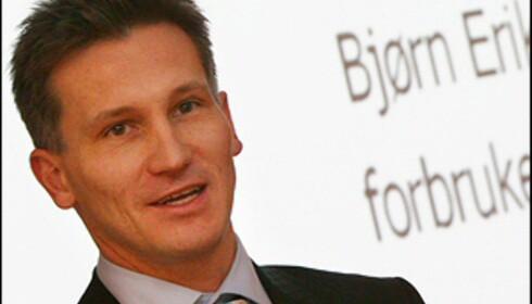 Bjørn Eirik Thon ønsker å styrke barns vern mot markedsføring. <i>Arkivfoto: Per Ervland</i> Foto: Per Ervland