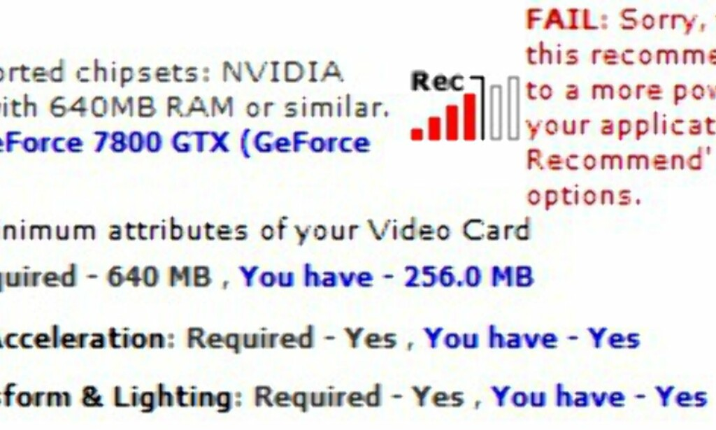 image: God nok PC til spill?