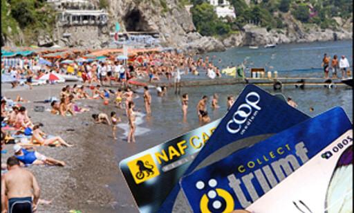 Har du medlemskort, kan du spare penger på ferien i år. Foto: Per Ervland