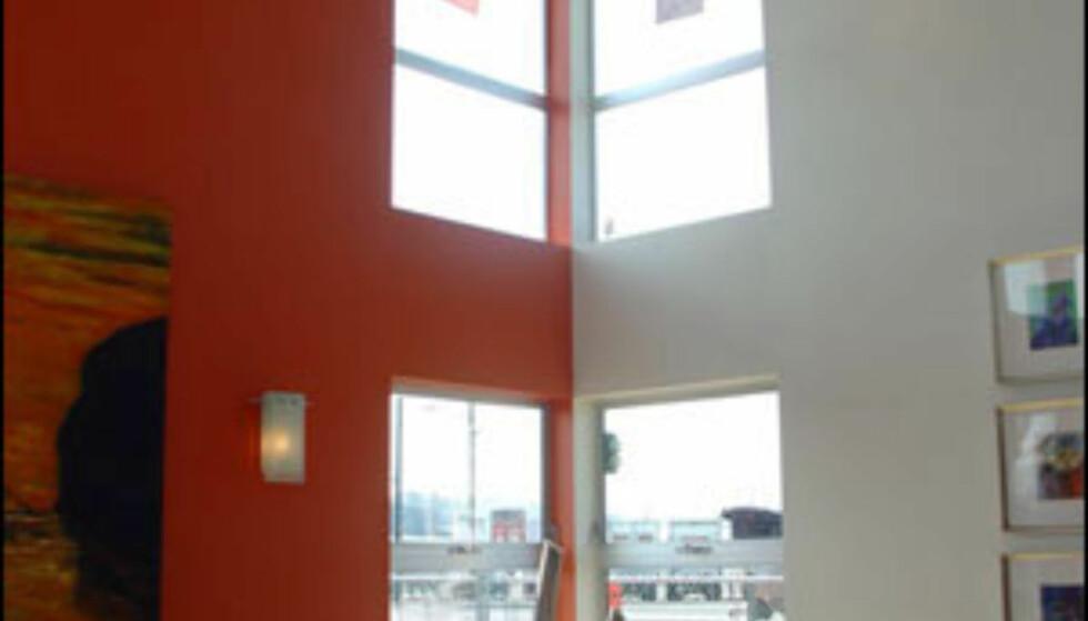Clever House har fått skryt for sine effektive og rimelige huspakker. Rundt 200.000 kroner koster et ferdig hus. Her fra San Francisco. Se mer på Cleverhomes.net  Foto: Fabprefab.com