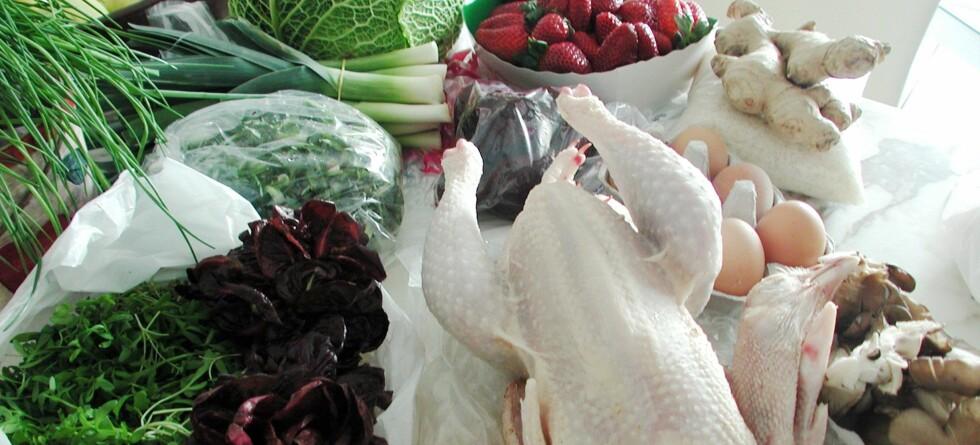 Hvilket kjøtt må alltid gjennomstekes? Og hva er den riktige måten å tilberede mat på? Ta mathygienetesten her. Illustrasjonsfoto: Colourbox Foto: Illustrasjonsfoto: Colourbox