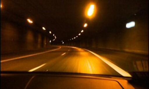Skjer det en ulykke inni en tunnell, kan den bli en dødsfelle. Foto: Konrad Mostert