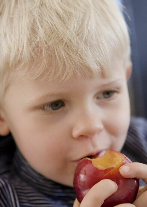 Frukt er sunt og godt, men det kan bli for mye av det gode, mener eksperter. Foto: Foto: colourbox.com