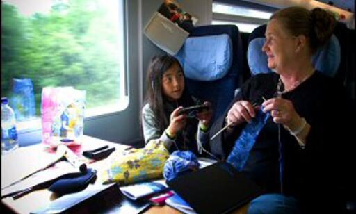 Togcharter - for deg som ser reisen som en del av opplevelsen. Foto: Fredrik Hjerling/Fritidsresor