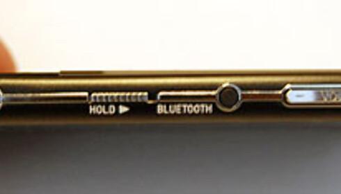 Spilleren er knapt 0,8 cm tynn.