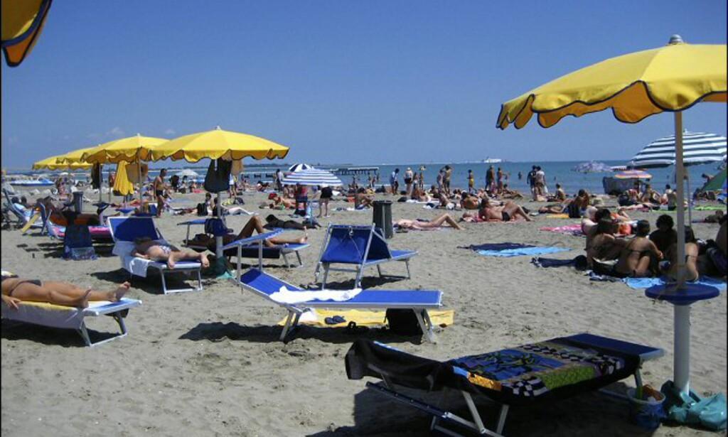 "Lido er den opprinnelige ""Venice Beach"". Foto: www.photito.com"
