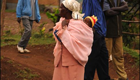 Selv om den politiske situasjonen har roet seg i Kenya, er fattigdommen stor i landet. I byer som Nairobi skal du alltid være på vakt.