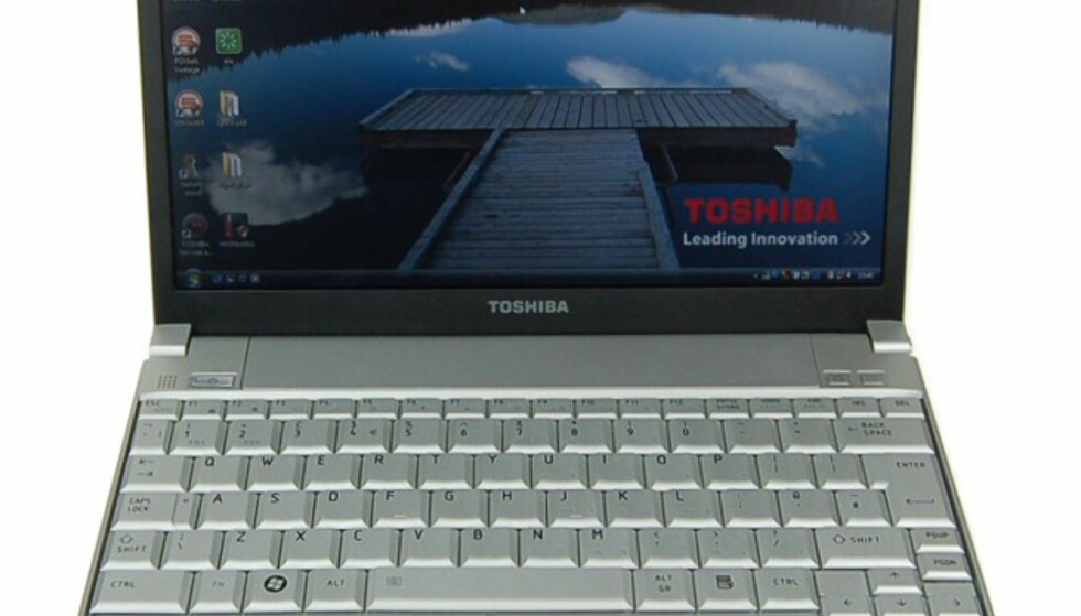 Toshiba Portégé R500