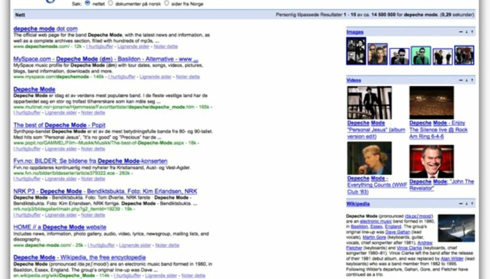 Tre triks som gjør Google bedre