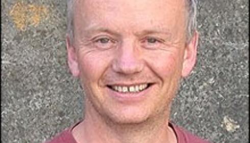 Jon Erland Madsen har vært redaktør for DinSide, og er fortsatt ansatt i Aller Internett. Bildet er fra redaktørtiden i 2002.