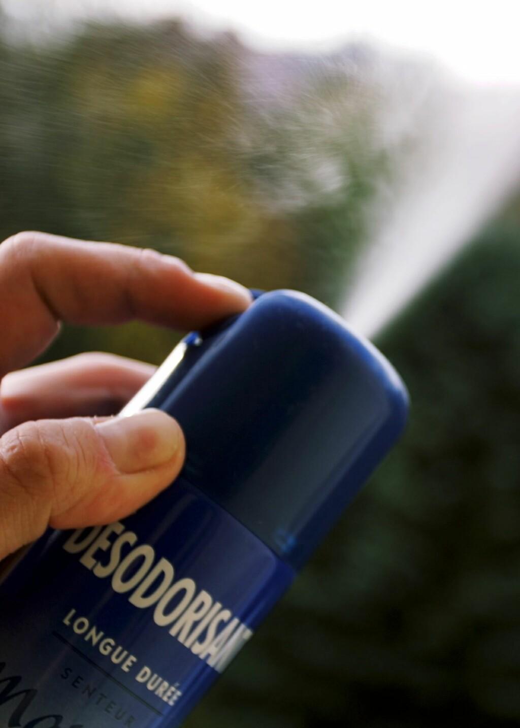 Apoteket har deodoranter som er spesielt beregnet for kraftig svetting. Illustrasjonsfoto: Colourbox Foto: Illustrasjonsfoto: Colourbox