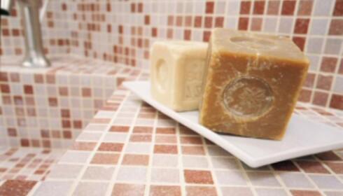 Fliser på baderom er pent, men ikke vanntett. Det er viktig at membranen under er helt tett. Foto: Höganäs/Ifi.no