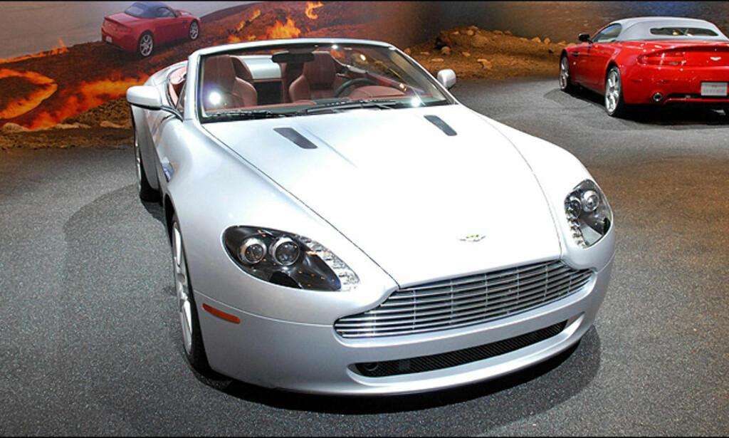 Femteplass: Aston Martin V8 Vantage Roadster (46)