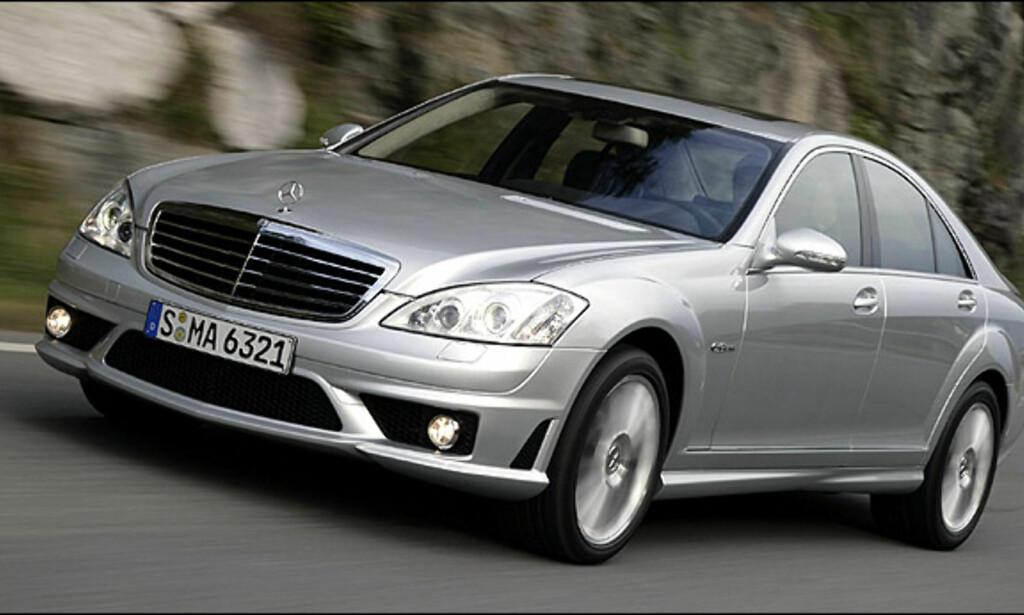 Tiendeplass: Mercedes-Benz S 63 AMG (17)