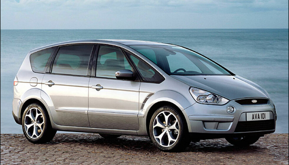 Syvendeplass: Ford S-Max (694)
