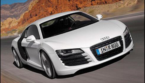VINNEREN - IGJEN: Audi R8