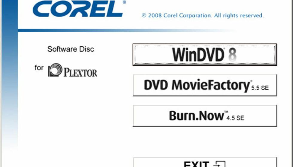 Brenne egen HD-video på Blu-ray?