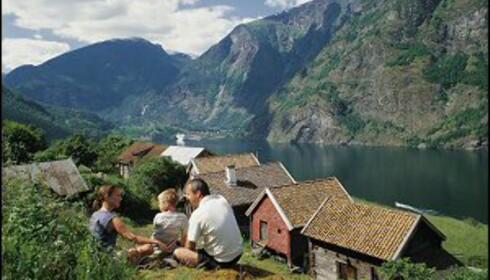 Fjordene MÅ oppleves. Her fra Aurlandsfjorden. Foto: Pål Bugge/Innovasjon Norge