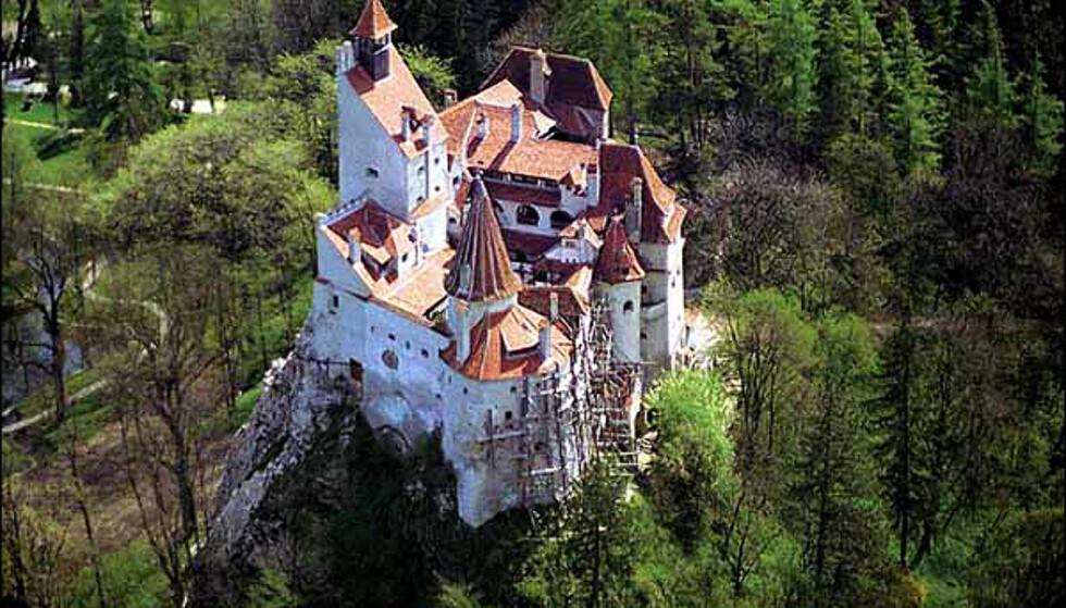 Draculas slott