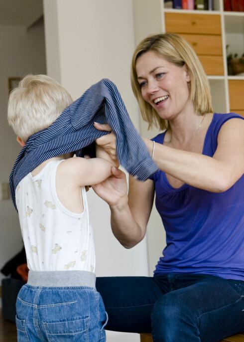 Gi barnet tid til å forberede seg før dere skal gjøre noe, råder eksperter. Illustrasjonsfoto: colourbox.com  Foto: Foto: colourbox.com