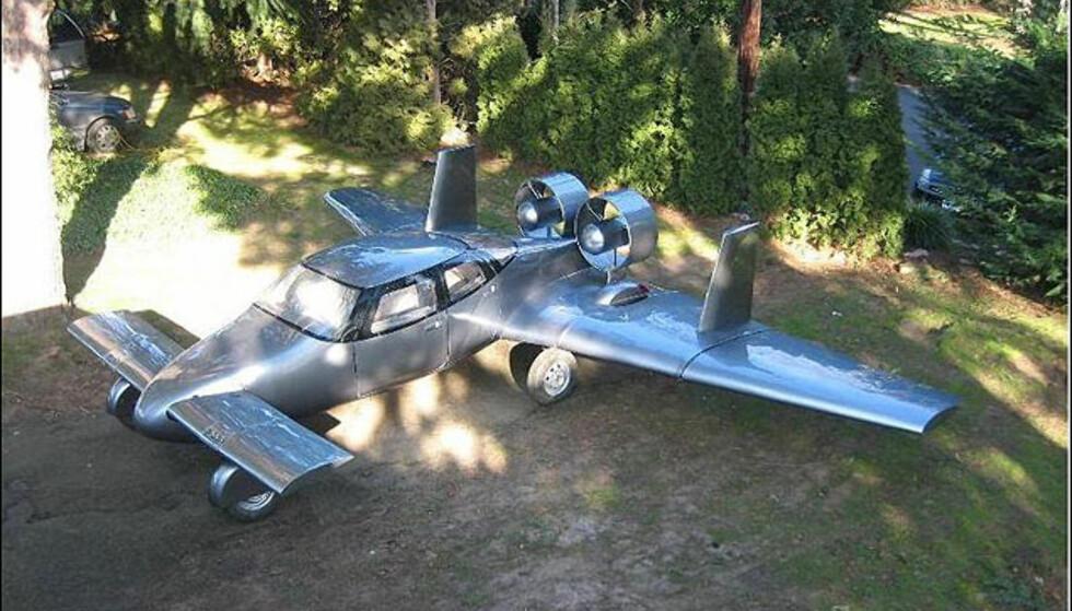 Milner AirCar