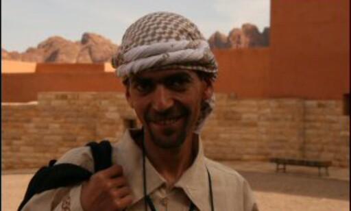 Guiden vår, Ahmad Al-Khalidi.