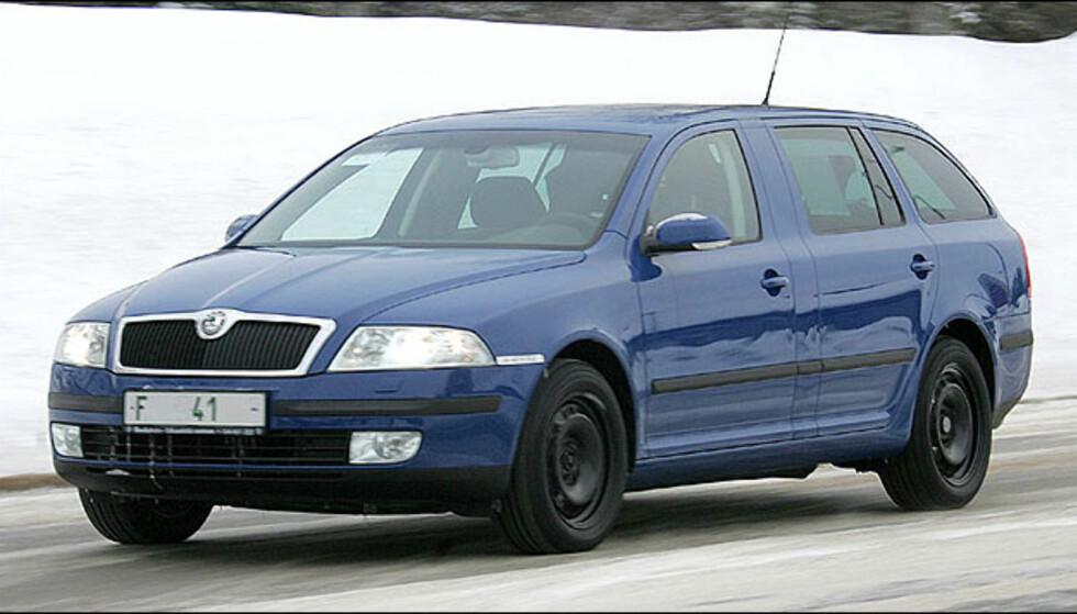 Octavia limo, eller Superb?