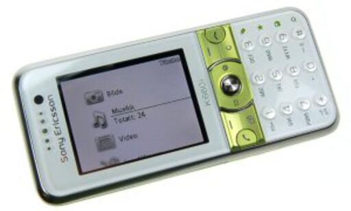 image: Sony Ericsson K660i