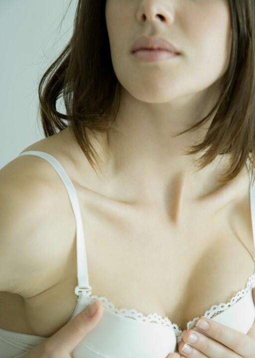 En MR-undersøkelse kan avdekke små skader i brystet som man ikke vil kunne se i en mammografi-undersøkelse. Illustrasjonsfoto: colourbox.com Foto: Foto: colourbox.com