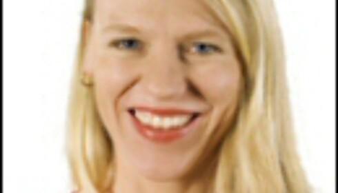 Barne- og likestillingsminister Anniken Huitfeldt.