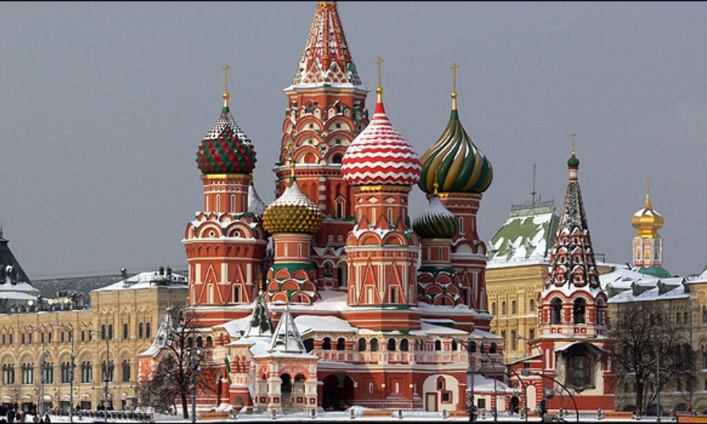 Kreml. Foto: sxc.hu