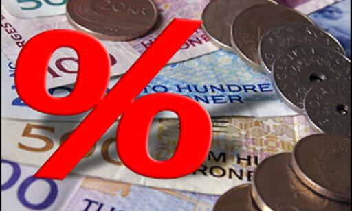 image: Frykter lånerente på 8 prosent