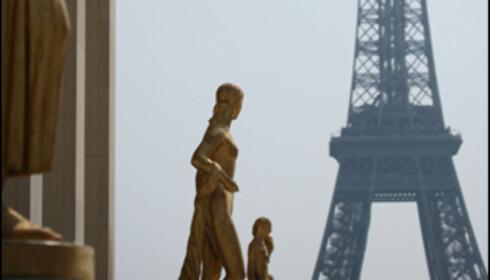 Paris blir megaby. Foto: Colourbox