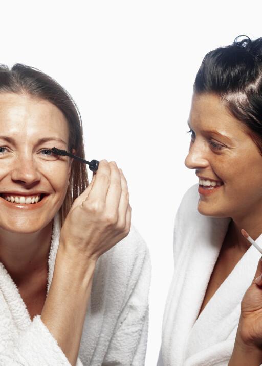 Kvinner som deler sminke har større risiko for infeksjoner. Illustrasjonsfoto: colourbox.com Foto: Illustrasjonsfoto: colourbox.c