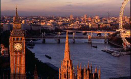London ligger mange nordmenns hjerte nær. Foto: Britain on View